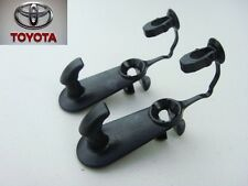 TOYOTA SIENNA VENZA YARIS MATRIX FLOOR MAT CARPET CLIPS SET HOOKS HOLDERS