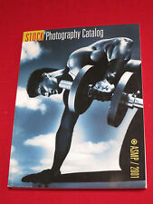 2001 / ASMP ~ STOCK PHOTOGRAPHY CATALOG ~
