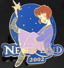 Disney Auctions Pin: Jane 2002  Return To Never land LE: 100 - From Peter Pan