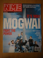 NME 2001 MAY 5 MOGWAI COLDPLAY REM AIR JANET JACKSON