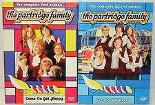 The PARTRIDGE FAMILY The COMPLETE FIRST & SECOND SEASONS 1 & 2 - DVD 7-Disc SET