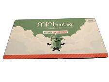 Mint Mobile 3 Month Wireless Service Plan Prepaid Sim Card 3GB 4G LTE Data