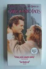 The Mirror Has Two Faces VHS Video Tape 1996