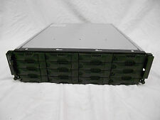 Dell EqualLogic PS6000S 16x 800GB SSD SAS PS6000 ISCSI SAN 12.8TB Storage System