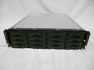 Dell EqualLogic PS6010S 10GbE 16x 2TB SSD SATA PS6010 ISCSI SAN Storage 32TB