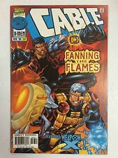 Cable #37 Comic Book Marvel 1996