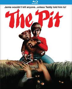 THE PIT (1981 Sammy Snyders)  - BLU RAY - Region A - Sealed