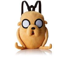 Adventure Time 3D Jake Rucksack Plüsch Bag Shaped 30cm NEU