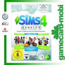 The Sims 4 Bundle Pack 2 Outdoor Retreat Cool Kitchen Spooky Stuff EA ORIGIN KEY