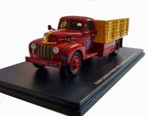 Truck Ford Canada Type C598 Of 1947 Of Circus Pinder Limited Series 250 Ex 1/43