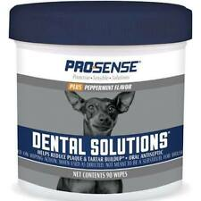 Pro-Sense Plus Dental Solutions Wipes 90 Ct Free Shipping