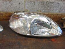 Honda Civic EK 96-98 Pre F/L Drivers Right front Light headlight & bulb holder