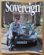 JAGUAR SOVEREIGN orig 1997 International Magazine Brochure - Edition 19