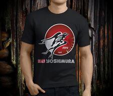 New Cool Suzuki GSXR Yoshimura Hayabusa Men's Black T-shirt Size S-3XL