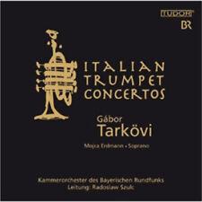 Gabor Tarkovi : Gabor Tarkovi: Italian Trumpet Concertos CD (2009) ***NEW***