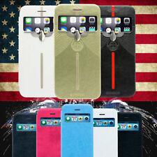 Carcasas de piel para teléfonos móviles y PDAs Apple