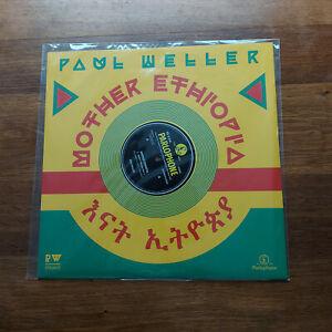 """PAUL WELLER MOTHER ETHIOPIA 12""""  MINT"""