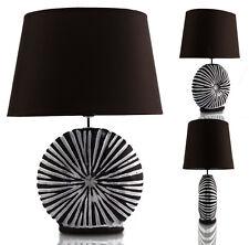 Tischlampe Tischleuchte Nachttischlampe Schreibtischlampe Lampe Keramik 5031