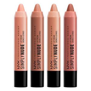 NYX Simply Nude Lip Cream, You Choose