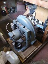 More details for used church organ air blower 1/2 hp, heavy duty fan