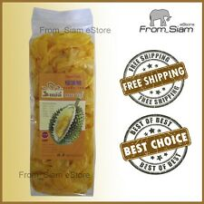 DURIAN Fruit Soft TOFFEE Chewy Candy Sweet Thai Sweetmeats - 350g (12.35oz)