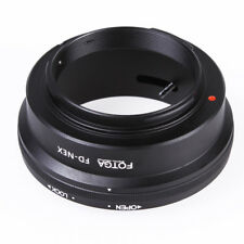 For Canon FD Lens to Sony EMount a6000 a5000 a3500 a6500 A7R NEX-5T Adapter Ring