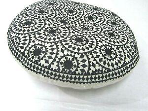 Meditation Mandala Embroidery Pillow Stuffed Home Decor Yoga seat Floor Cushion