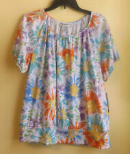 CATHY DANIELS Ladies Top / Size Large / NWT