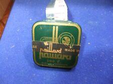 vtg needle tin paillard 200 f needles gramophone record