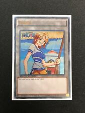 Nami One Piece Straw Hat Pirates Tokens Custom Ultra Rare Yugioh Token ORICA