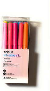 Cricut Infusible Ink Markers 15 Pack