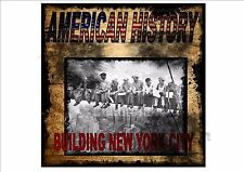 New York City Vintage Style Retro Metal Sign American History sign USA Sign