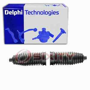 Delphi Center Rack and Pinion Bellows Kit for 2005-2006 BMW 330i Steering ix