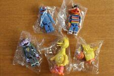 Medicom Toy Kubrick Sesame Street Series 5 PCS Japan