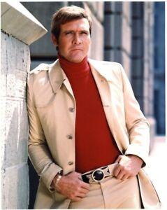 """The Six Million Dollar Man"" Solid Brass Belt Buckle"