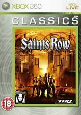 XBOX 360-Saints Row (1st) Gioco Originale ** Nuovo e Sigillato ** UFFICIALE STOCK Regno Unito