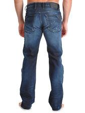 Herren Diesel MENNIT 0880F Regular Slim Straight Leg Denim Jeans Größe W29 L32