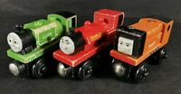 Thomas And Friends Wooden Railway Train Luke Skarloey Rusty Bundle