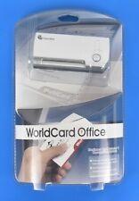 Penpower WorldCard Office Business Card Scanner Recognition System Vintage G10