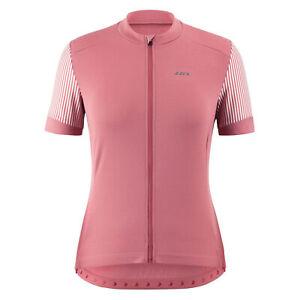 2020 Louis Garneau women's Beezee's Art cycling jersey - pink - med