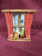 EARLY COLOUR BOX CAT PETER FAGAN HOME SWEET HOME HS311 DAYBREAK WINDOW