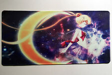 Sailor Moon YGO VG Mat Game Mouse Pad Custom Playmat Mat Bag Free Shipping #24