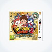YO KAI WATCH 2 Fantômes Bouffis - Édition Limitée 3DS / Neuf / Sous Blister / VF