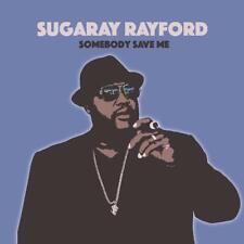 SUGARAY RAYFORD - SOMEBODY SAVE ME   CD NEU