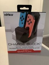 Nyko Charge Block 4-Port Joy-Con Charge Station for Nintendo Switch NIB