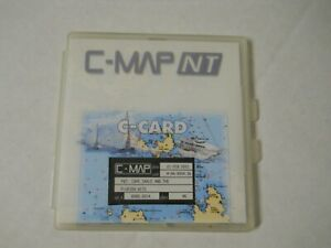 C-MAP NT+ Charter Map C-Card P&T: Cape Sable & the Florida Keys M-NA-B504.06 GPS