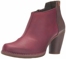 El Naturalista SHOES Colibri NF63 BOOTIES ANKLE BOOTS 9 NEW NIB RIOJA PLUME