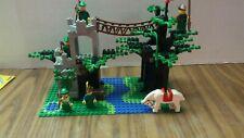 LEGO Legoland 6071 Forestmen's Crossing (Circa 1990)