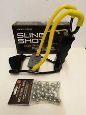 ANGLO ARMS SLING SHOT & FREE PACK 50 AMMO & FREE UK POSTAGE