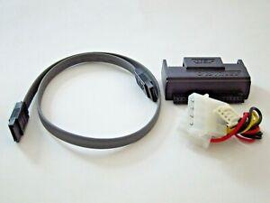 IDE PATA to SATA HDD SSD ODD Hot Plug Adapter Kit ATA 100/133 to Serial ATA 150